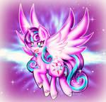 Princess Flurry Heart [Adult] [[Speed paint]]
