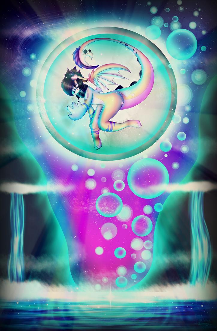 Remiii~ Bubbles by LightningFlashyy
