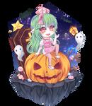 [YCH] Bencao - Halloween