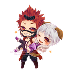 [CM] Karen and Kirishima