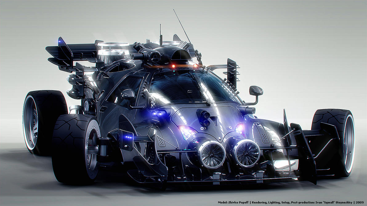 Turbo Hybrid V2.0 - Graphite by Sqwall