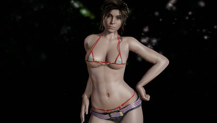 Lara Croft Tomb Raider Remake by LawlessBrightness