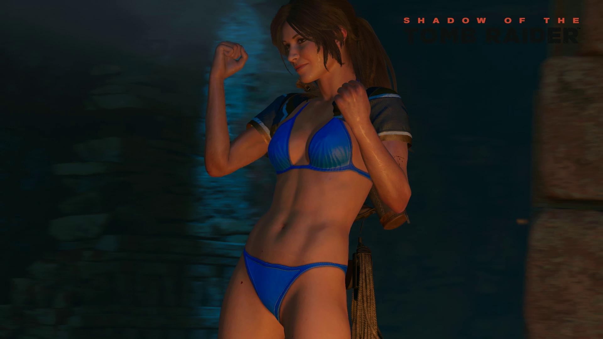 Lara Croft 10 at Shadow of the Tomb Raider Nexus - Mods