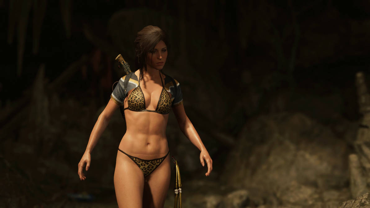 Shadow of the Tomb Raider - Sexy Lara by LawlessBrightness