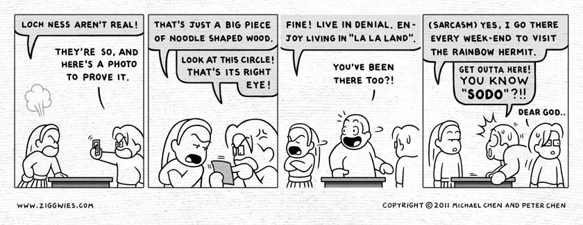 La La Land by ziggwies