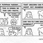 The Rainbow Unicorn by ziggwies