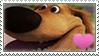 I :heart: Dug Stamp by MintyStitch