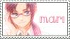 Mari Makinami Stamp by MintyStitch