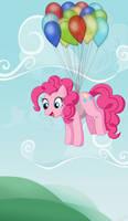 Flight of the Pinkie Pie