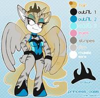 Sand Alicorn Princess