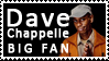 Dave Chappele Stamp by Chubby-Cherry