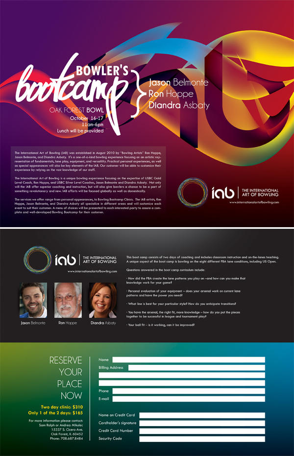IAB Brochure by Chubby-Cherry