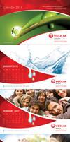 Veolia Calendar 2011