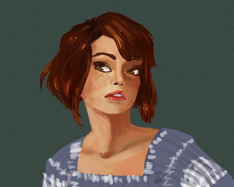 Speed Paint 00238 by MissMizea