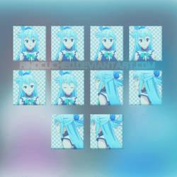 Pack render #11: Aqua