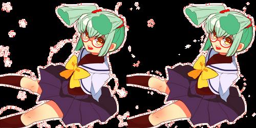 Render anime #6