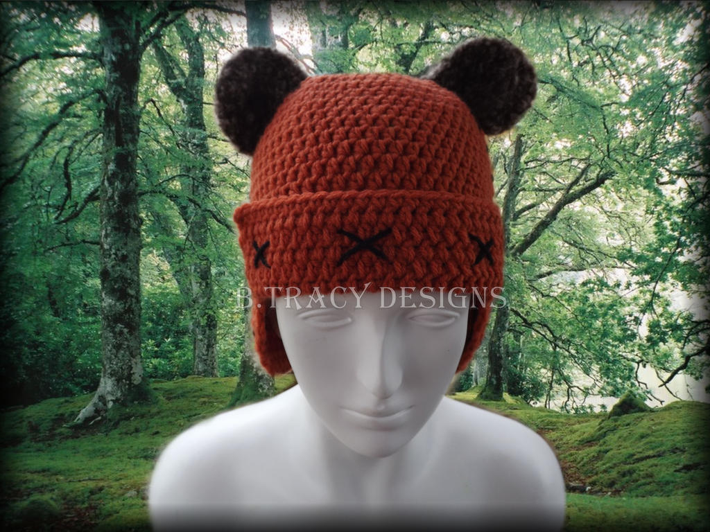 Star Wars Inspired Crochet Ewok of Endor by btracydesigns on DeviantArt