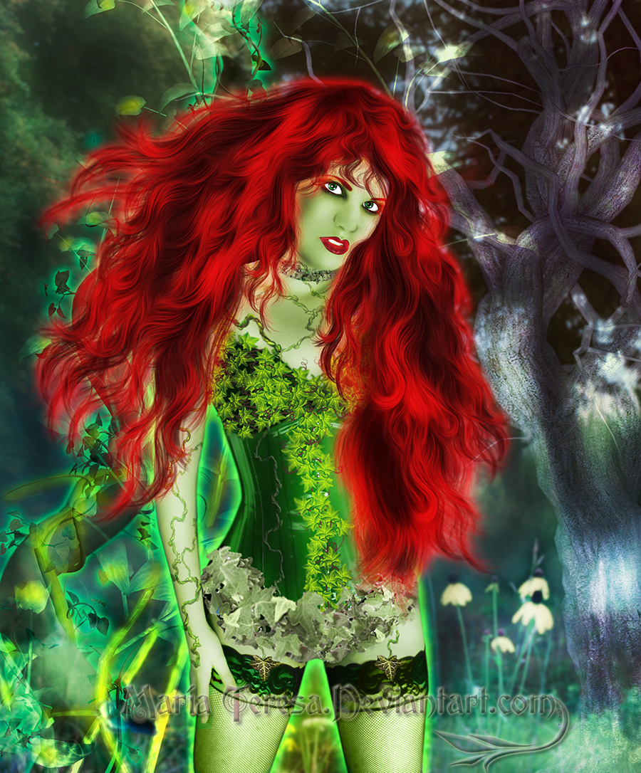 Poison Ivy by MariaTeresa1012