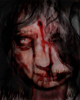 Silent Hill Monster Teni by youkai-hime