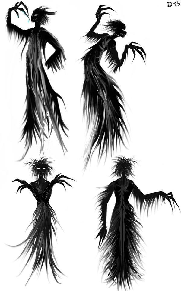 Shadow Monster Demon 21627 Loadtve