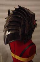 Berserk - Guts Helmet by AmethystArmor