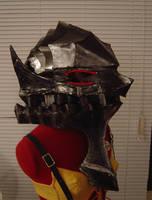 Berserk - Guts Helmet 2 by AmethystArmor