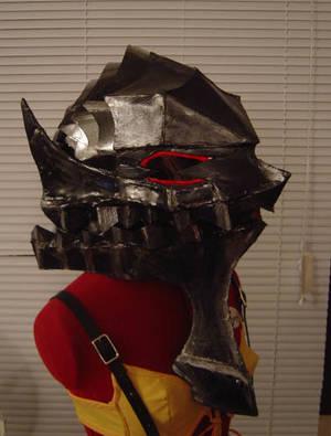 Berserk - Guts Helmet 2