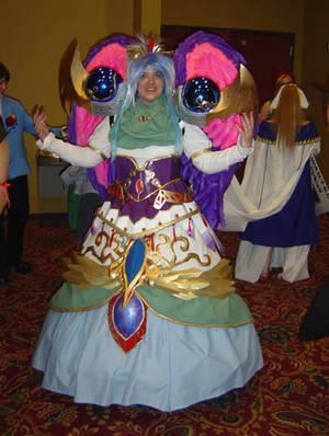 Shaman Nina Costume - Front