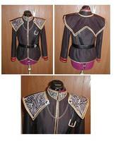 Squall SEED Uniform by AmethystArmor