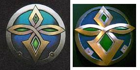 Tidus Default Shield by AmethystArmor