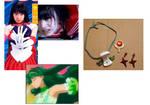 Sailor Mars Jewelry