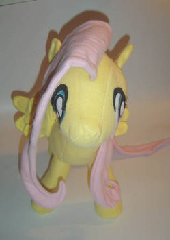 Fluttershy Plushie - View 3