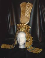 Cleopatra Headdress by AmethystArmor