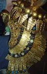 Cleopatra Headdress Up Close