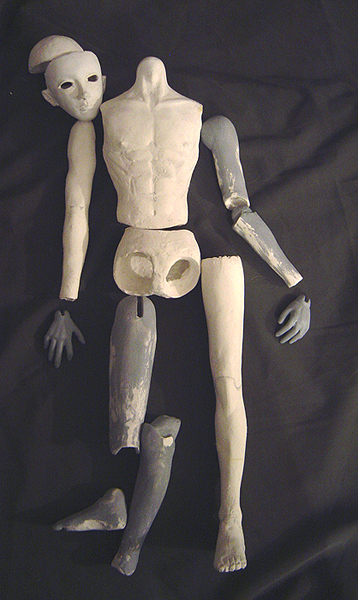 Male Ball Joint Doll - Failed Project Number Two by ...