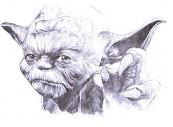 Yoda by Advertassociates