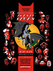 Detective Comics Twenty Seven by Advertassociates