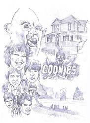 The Goonies by Advertassociates