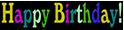 Happy Birthday by Bill by MarMicheal