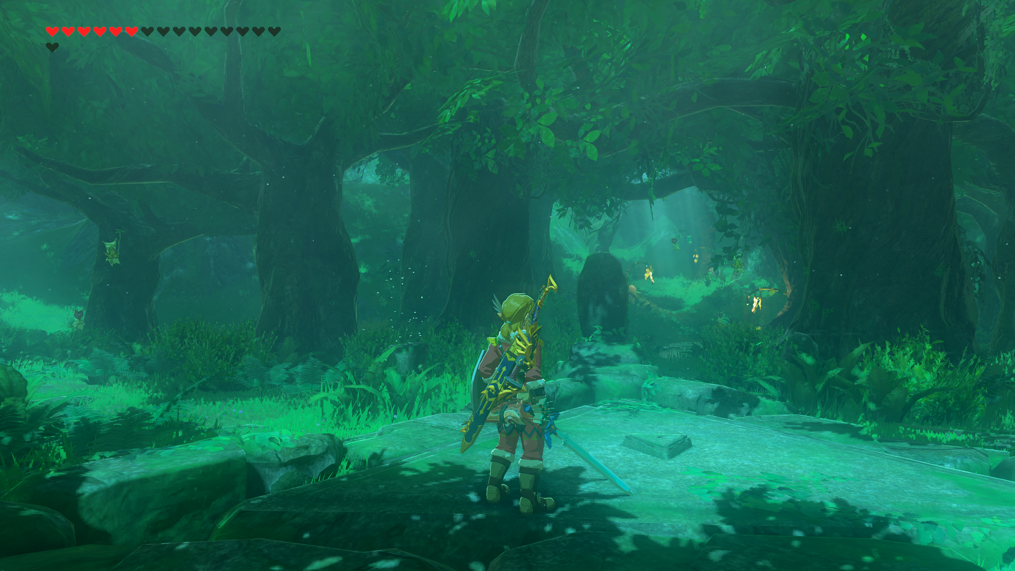 Fan Shows Off How The Legend Of Zelda: Breath Of The Wild Would Look Like in 4K 2