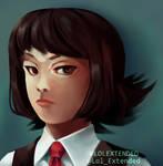 Void's Painted Portrait