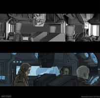 Making of Lost Stars Illustration: Vertol