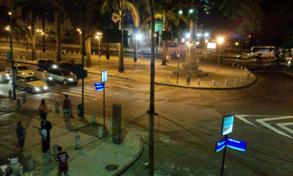 Lapa square by psychoduck