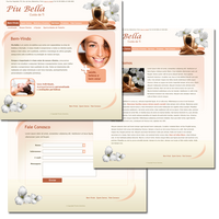 Website: Piu Bella by psychoduck