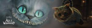 Cat - Alice in Wonderland