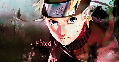 Determined - Naruto GFX by Platti