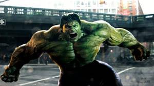 Marvel SuperHero - Hulk