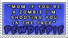 If Your a Zombie by VAL0VE