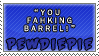 Fahking BARREL by VAL0VE