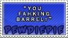 Fahking BARREL